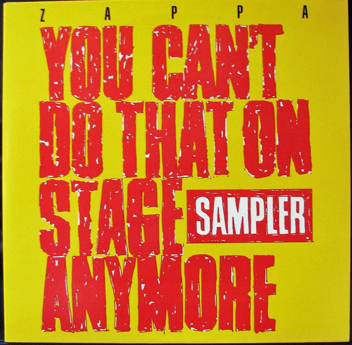 Apple Jam Vinyl